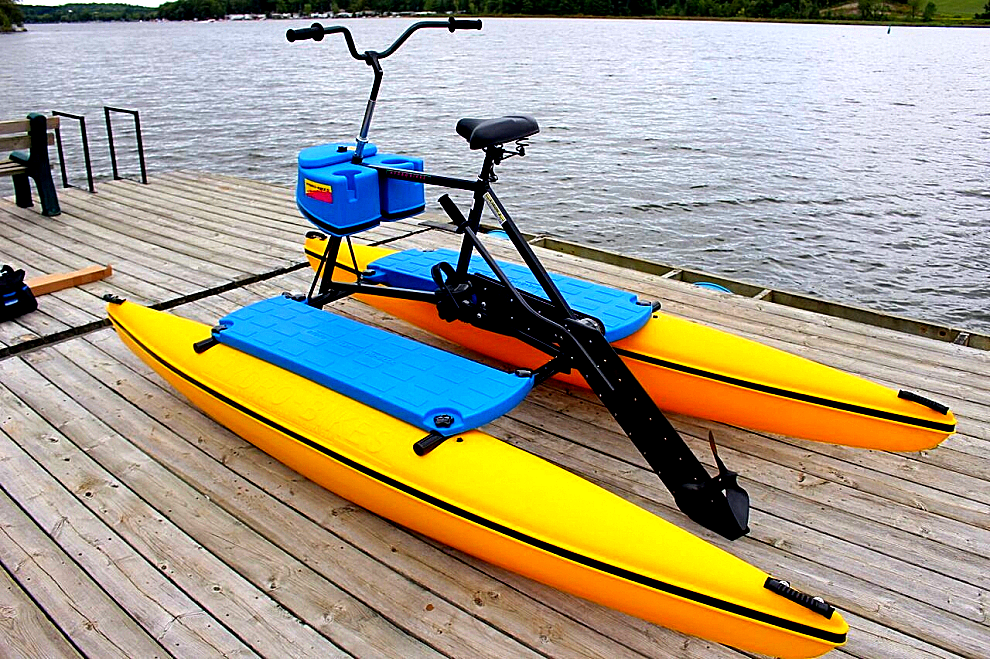 Frequently Asked Questions Water Bikes By Hydrobike