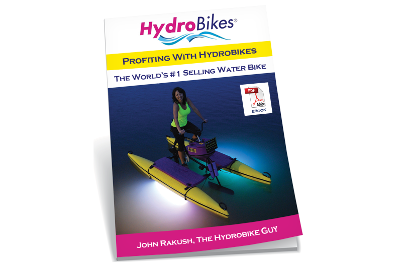 Hydrobike Rental Profits