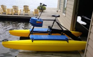 used hydrobikes