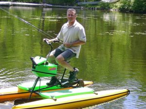 Water Bikes by Hydrobike - The Hydrobike Guy