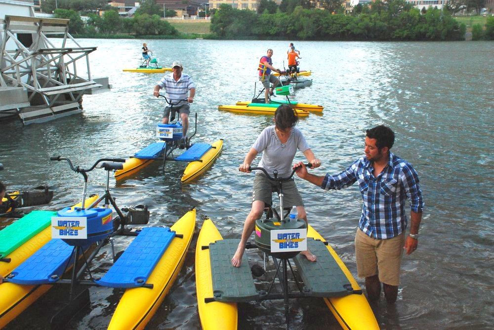 Water Bike By Hydrobike Rental Business