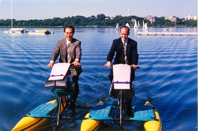 be a hydrobike dealer
